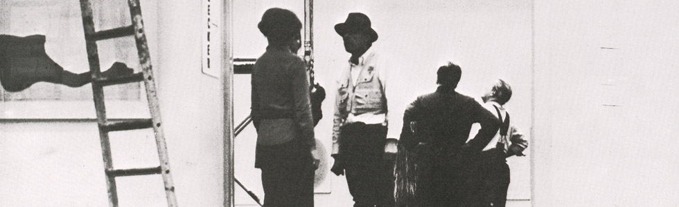 Joseph Beuys header