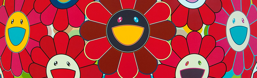 Takashi Murakami - Pictures, Art, Photography