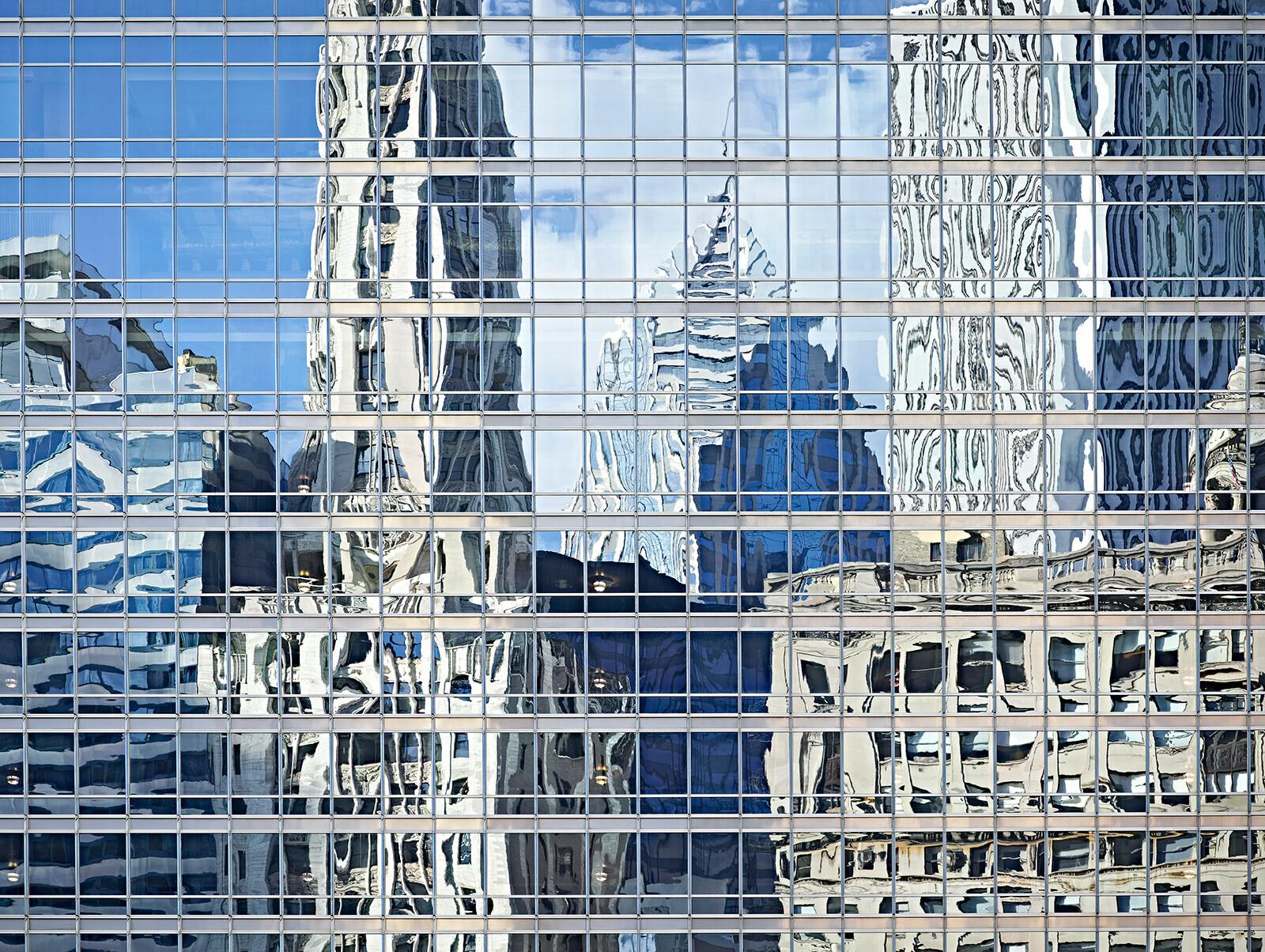 City Landscape, Chicago, IL - Andrea B. Stone
