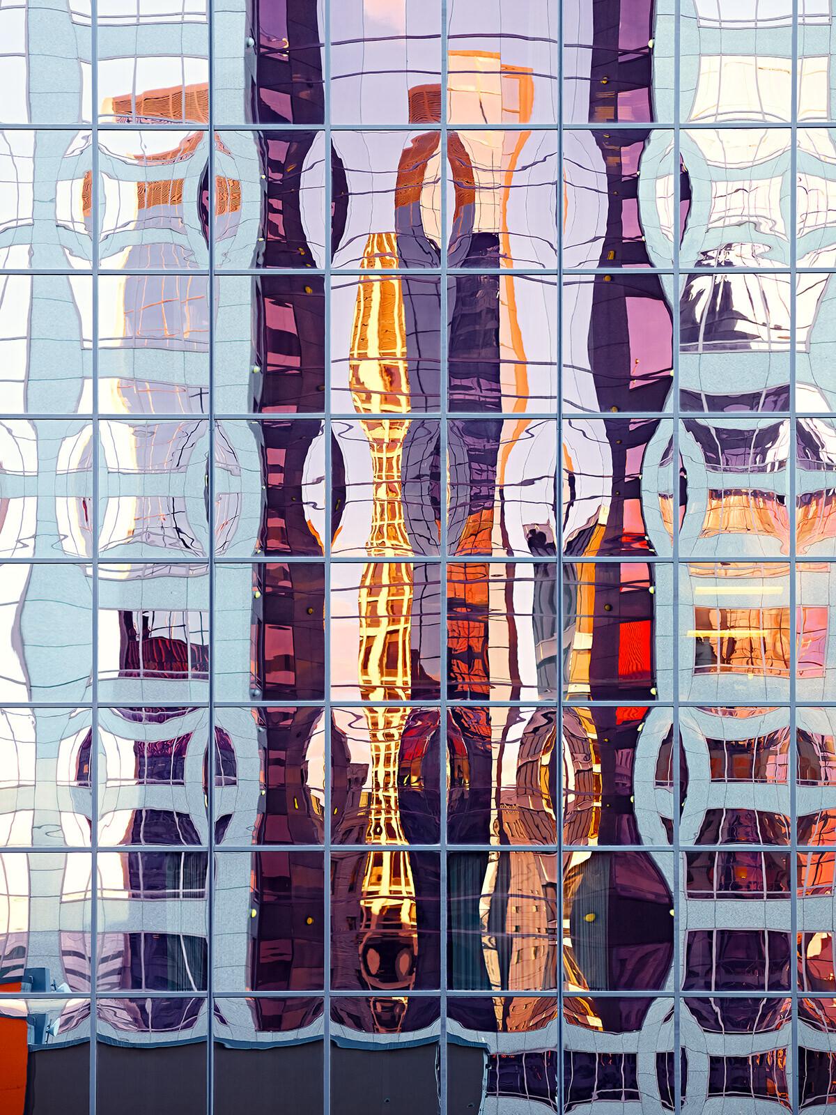 Infinite Mirror, Portland, OR - Andrea B. Stone