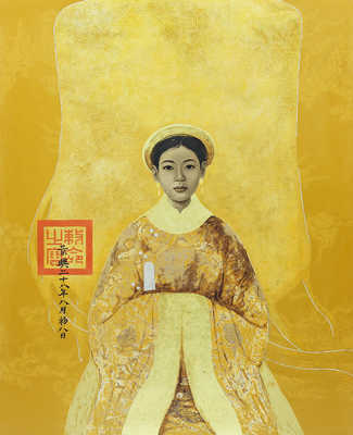Royal Lady I by Bui Huu Hung