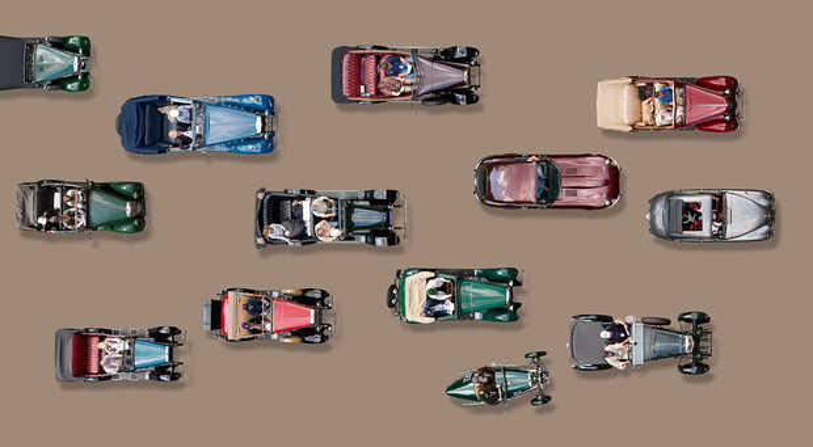 Veteran Cars - Bernhard Schmerl