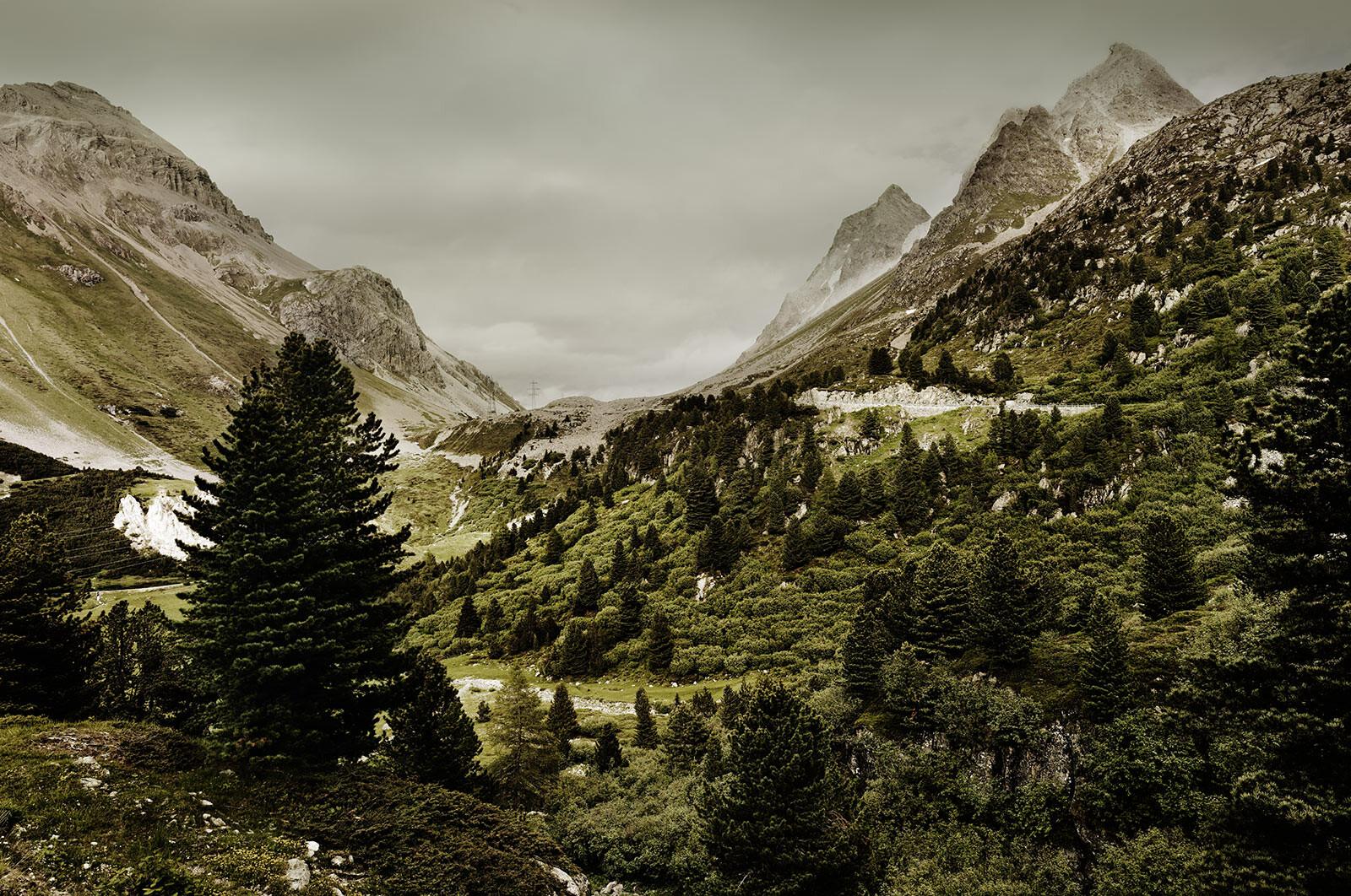 Albula Pass, Schweiz - Berthold Steinhilber