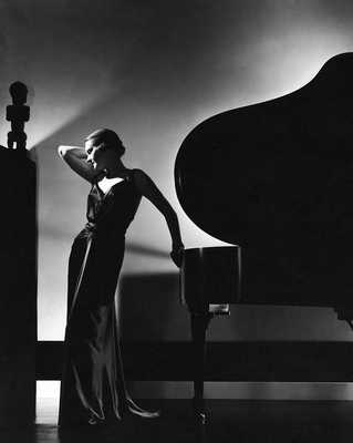 The Grand Piano von Edward Steichen