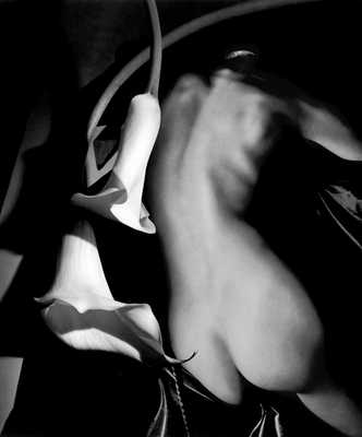 Nude with Callas von Horst P. Horst