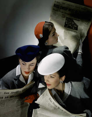 What's New? von Horst P. Horst