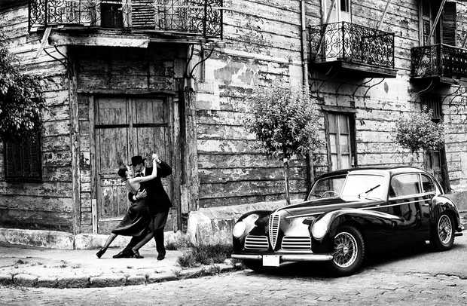 The Spirit of Tango IX - Christopher Pillitz