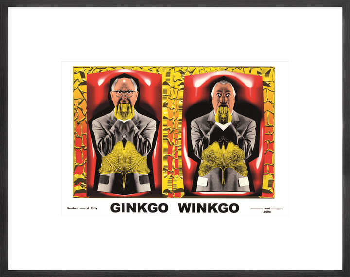 Ginkgo Winkgo by Gilbert & George