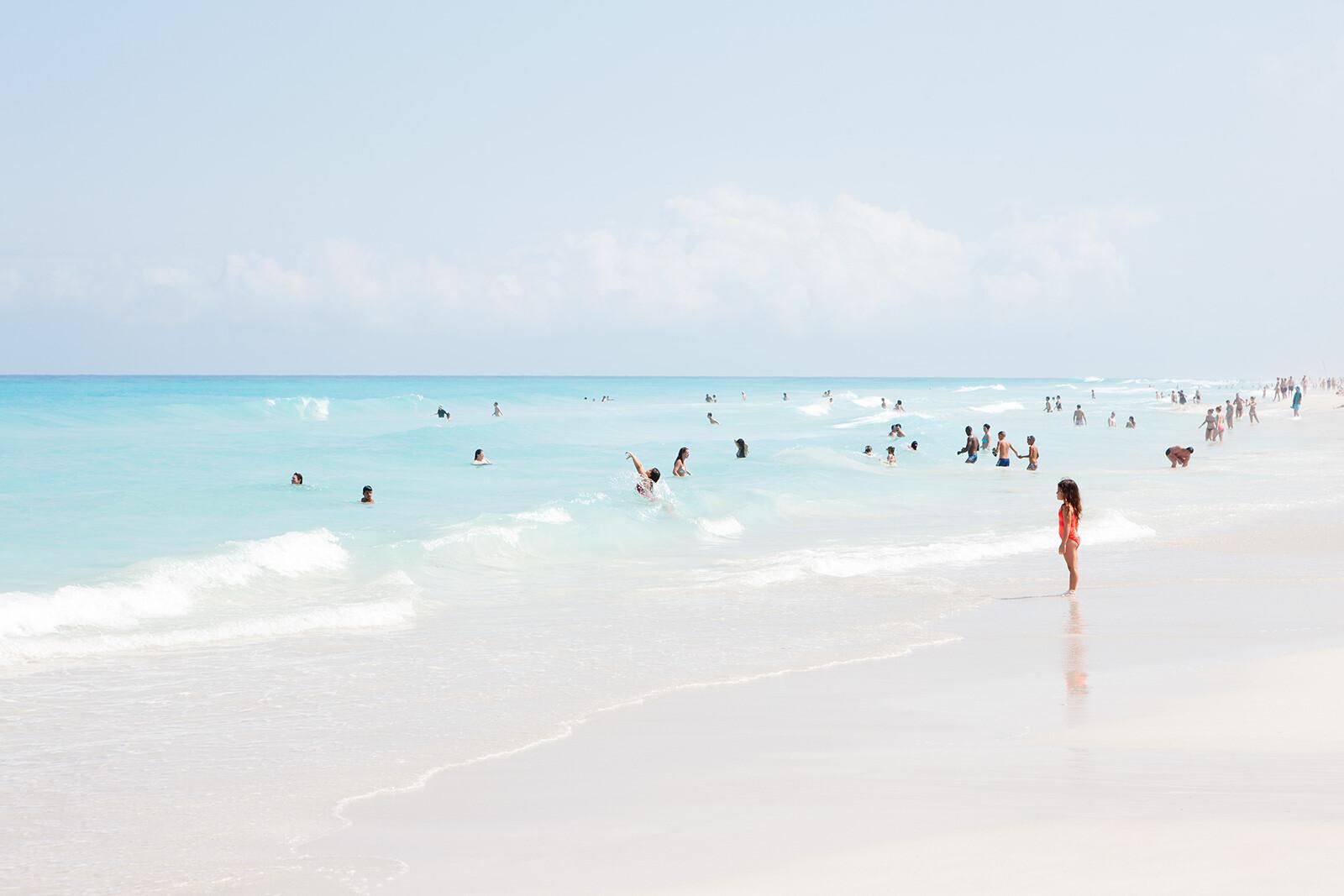 Beach V - Julia Christe