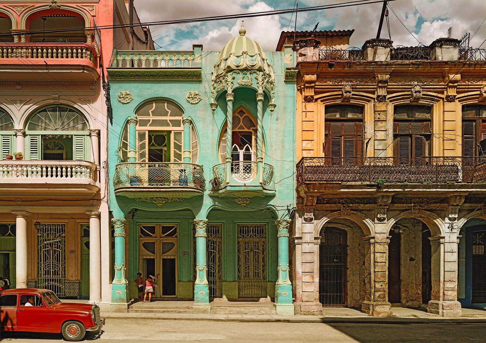 Cardenas y Cienfuegos, Havana - Luigi Visconti