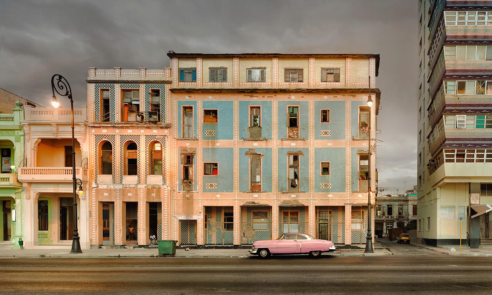 Malecon, Havana - Luigi Visconti