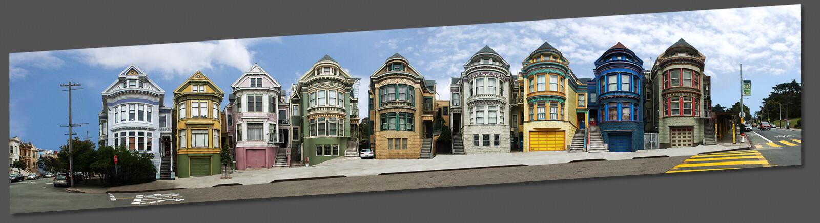 San Francisco, Central Avenue  - Larry Yust