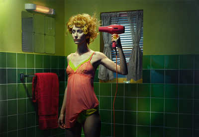 Chromo Thriller #3 von Miles Aldridge