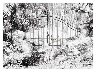 Beyond the Gate by Malgosia Jankowska