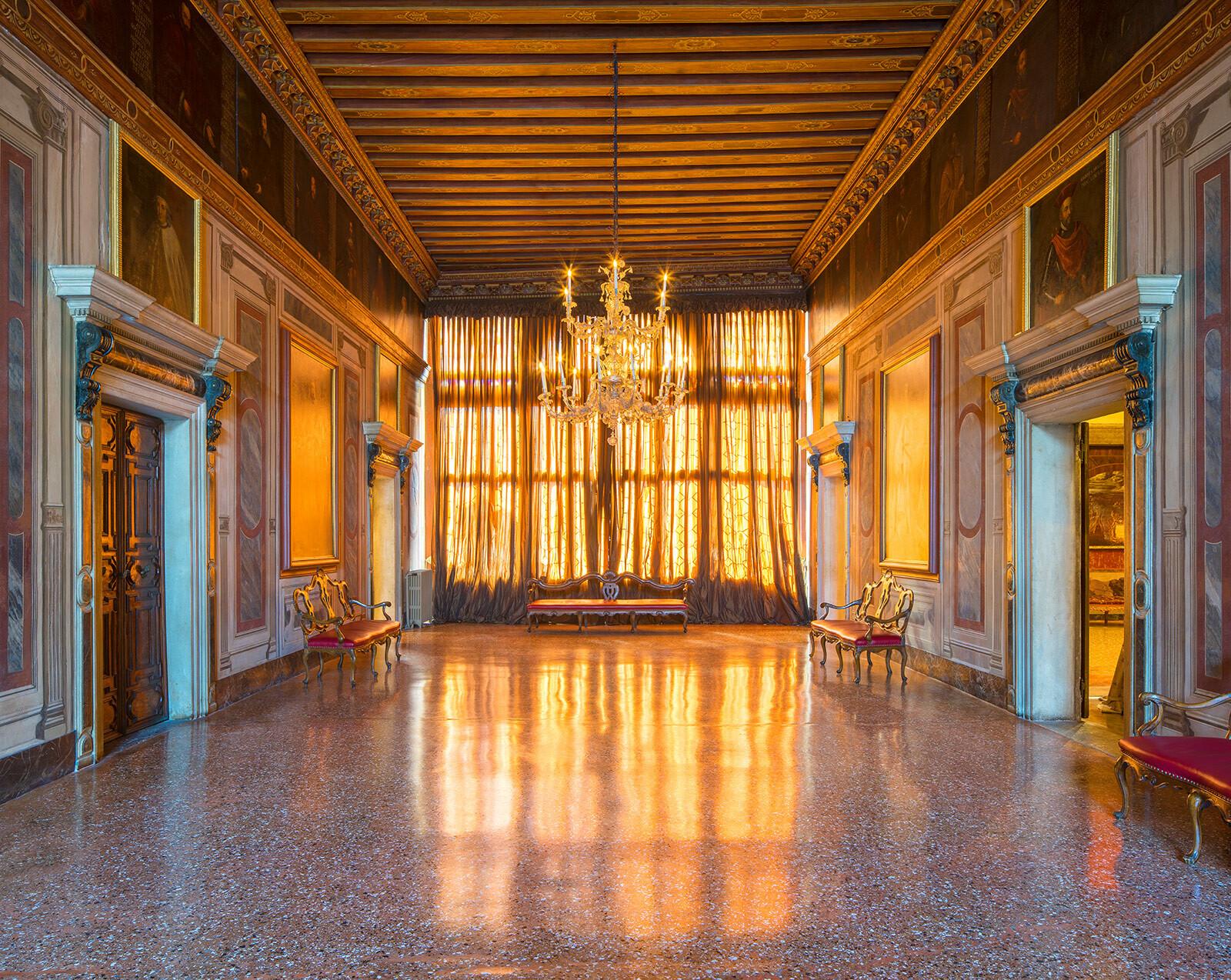 Palazzo Mocenigo, Sala - Reinhard Görner
