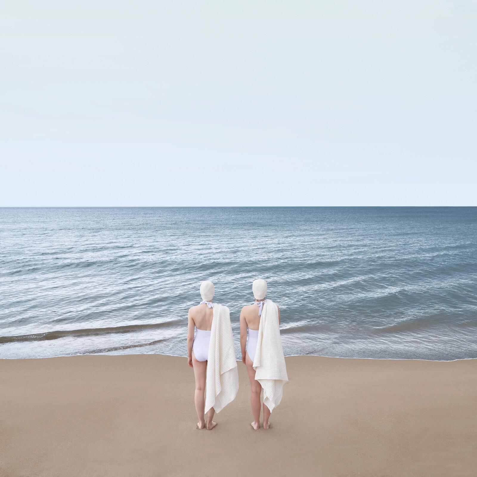 First Swim - Soo Burnell