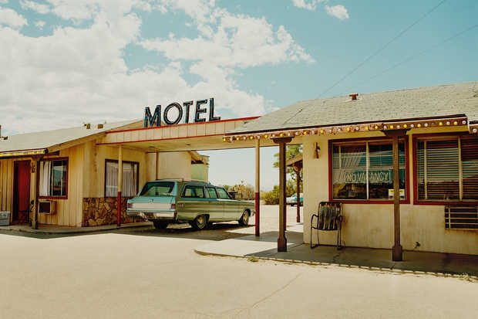 Motel - Sarah Johanna Eick