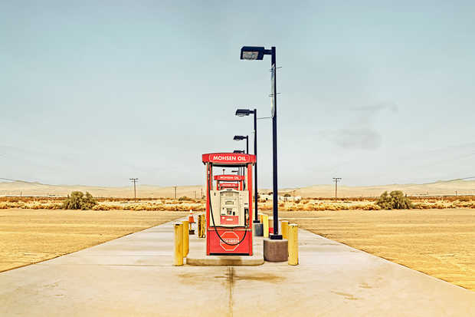 Petrol Pump - Sarah Johanna Eick