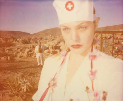 The Nurse de Stefanie Schneider