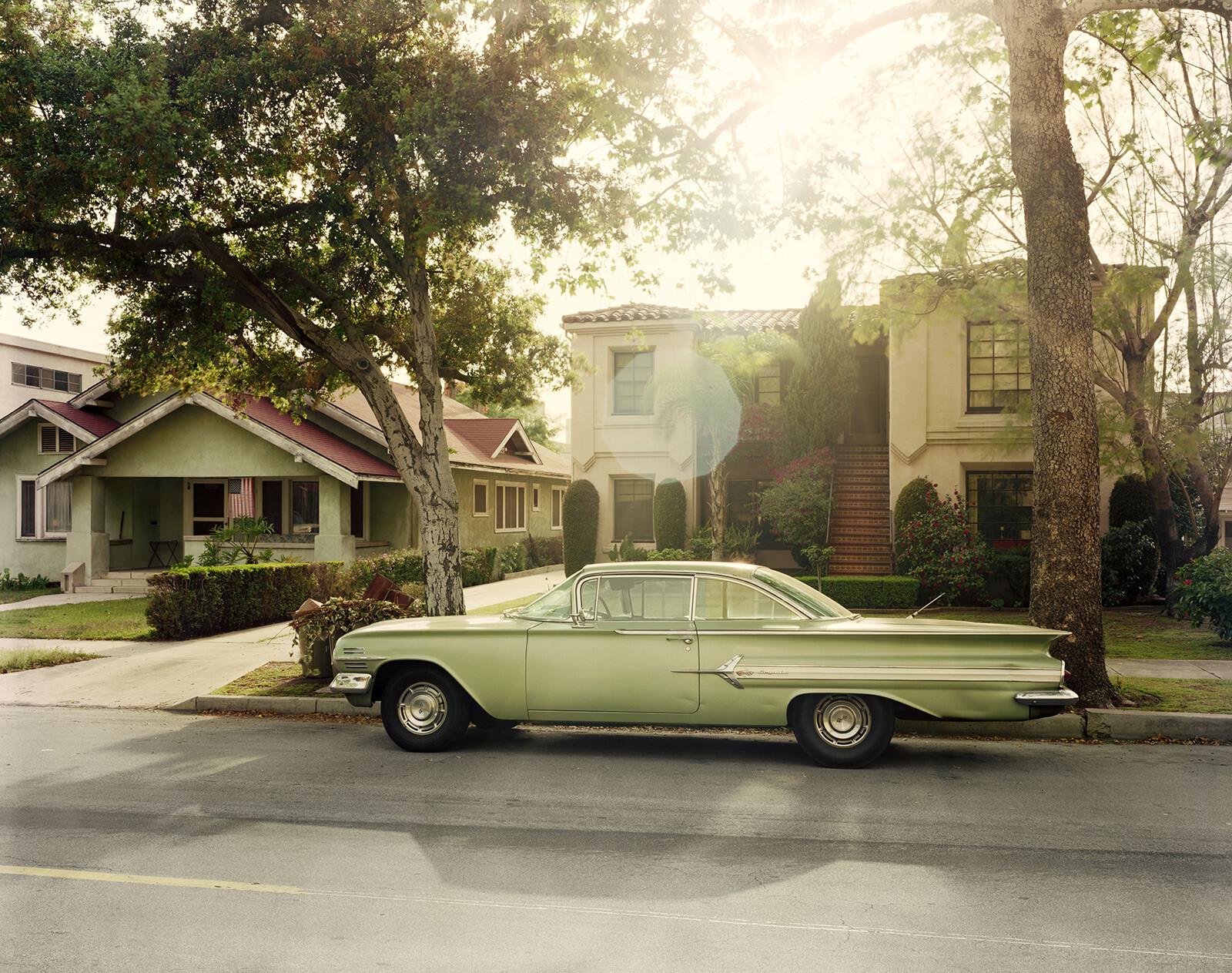 1960 Chevy - Tim Bradley