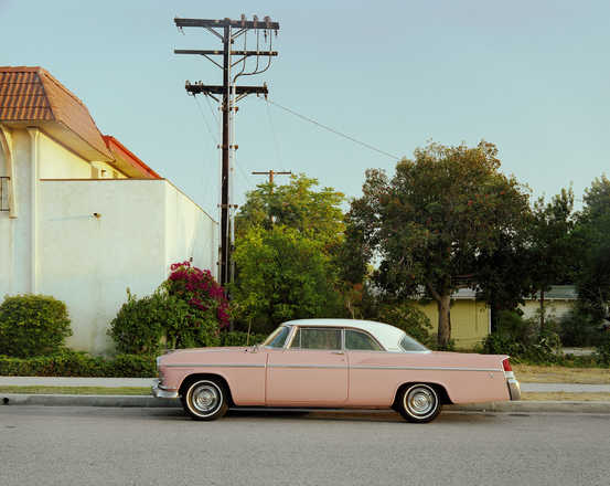 Pink Chrysler - Tim Bradley