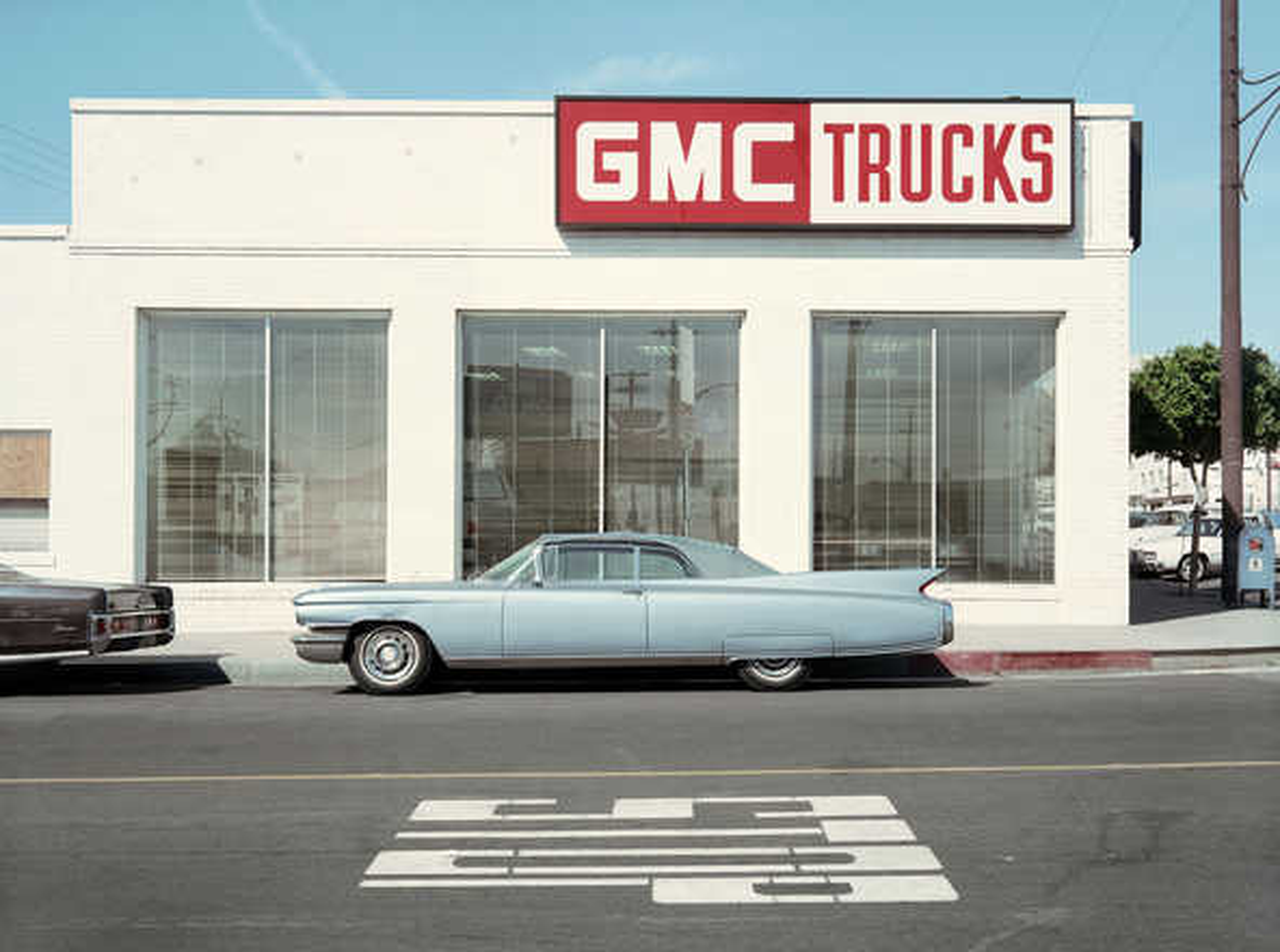 Cadillac Convertible - Tim Bradley