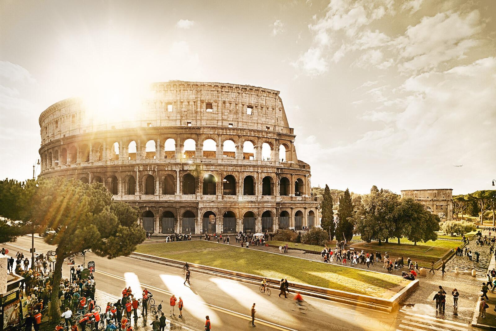 Colosseum - Tom Nagy