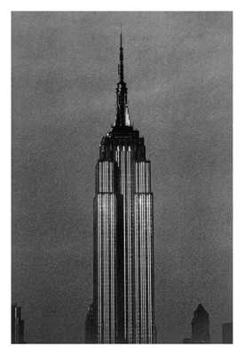 Empire State Building I, 2000 by Sheila Metzner | Trunk Archive