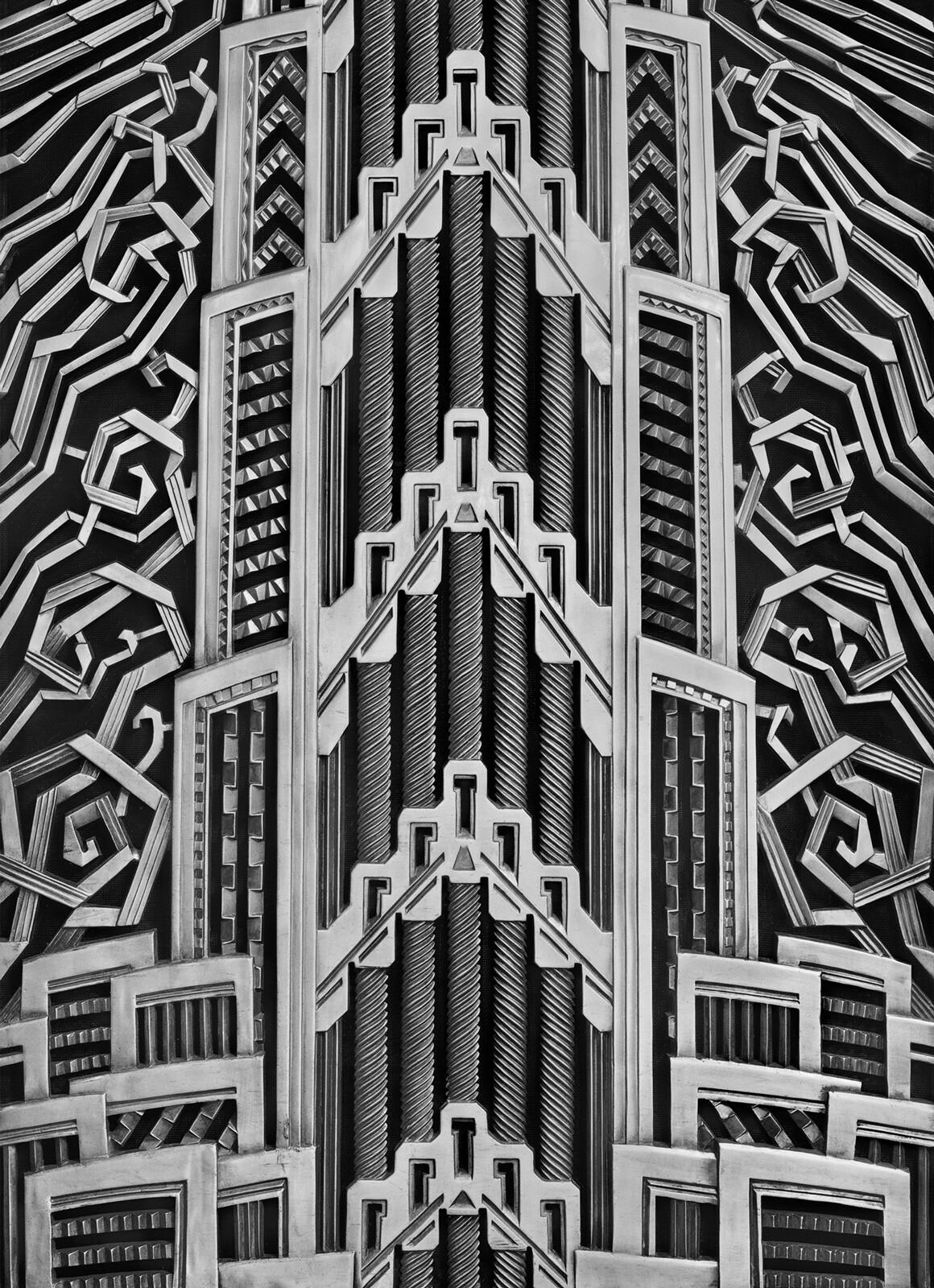 Skyscraper - Andrew Bordwin