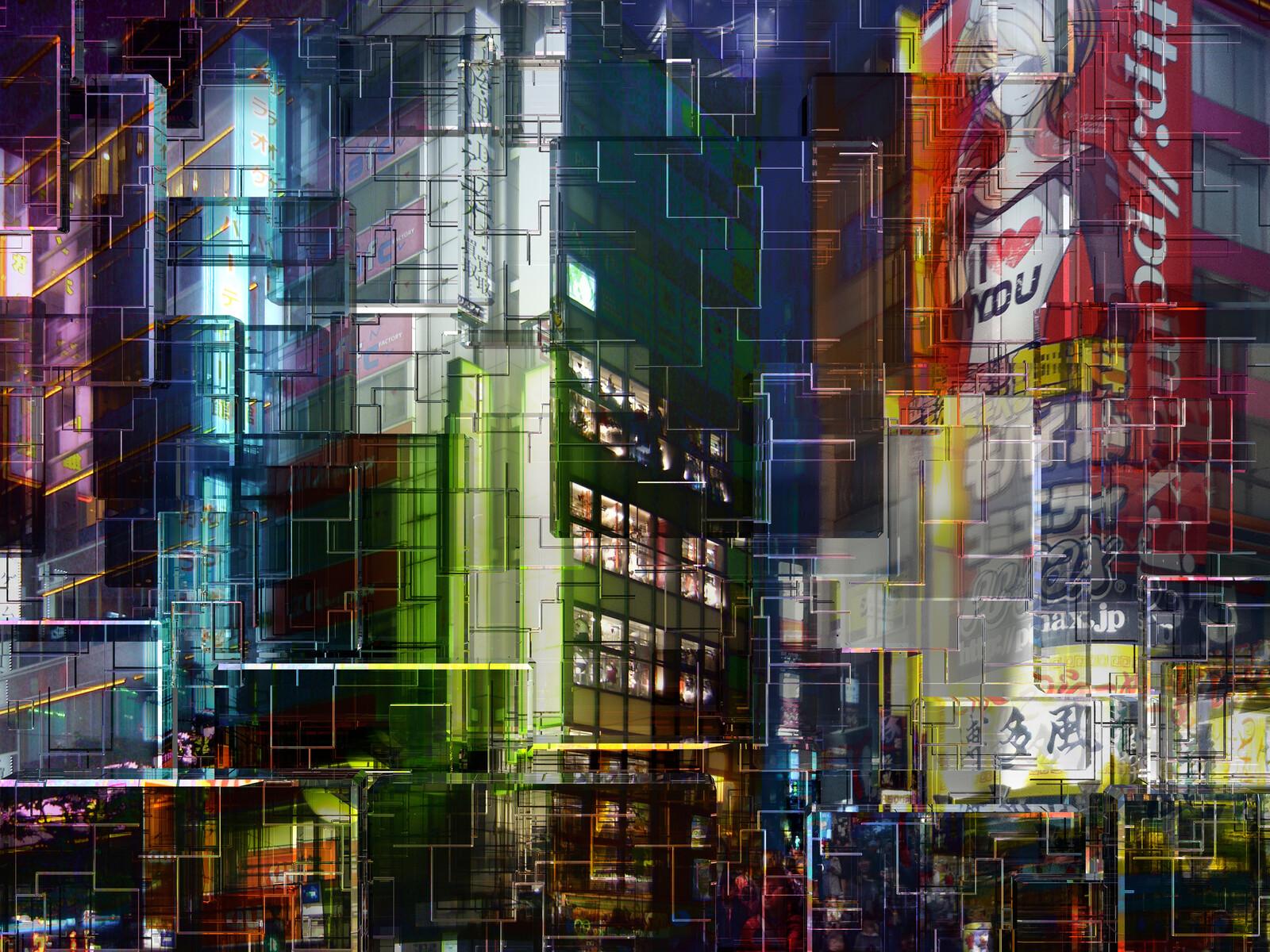 Tokio, Roppongi - Andrej Barov