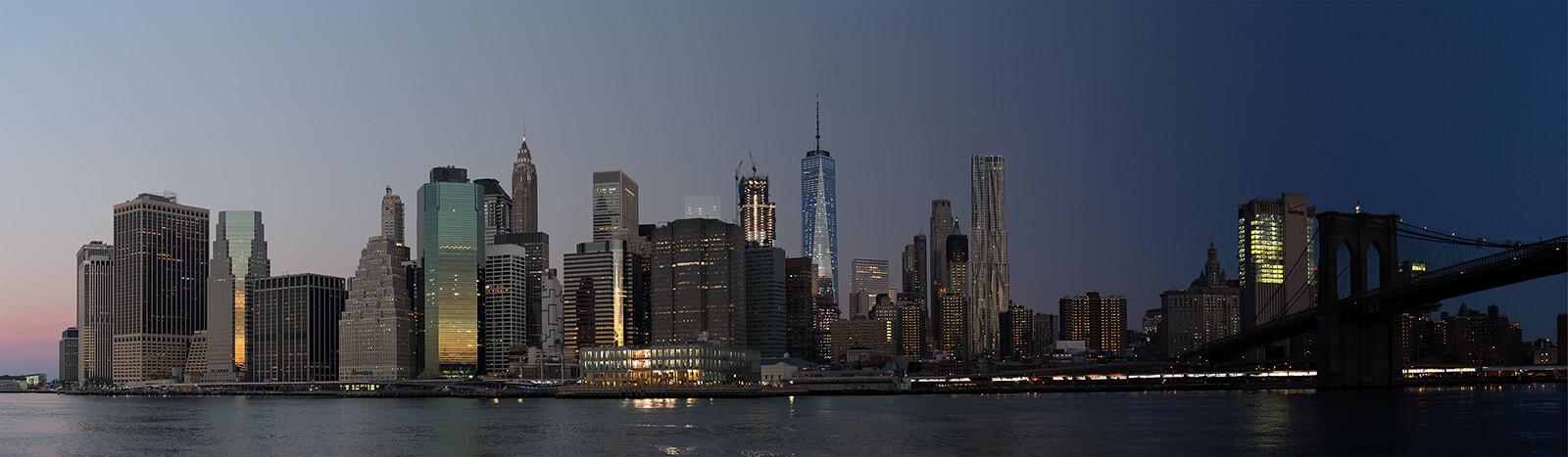 NYC Sunrise - Armand Dijcks