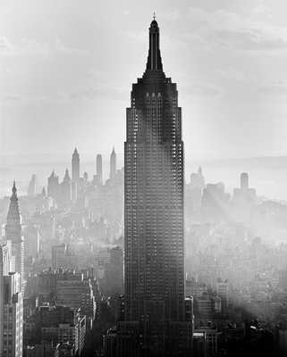 Empire State Building von Andreas Feininger
