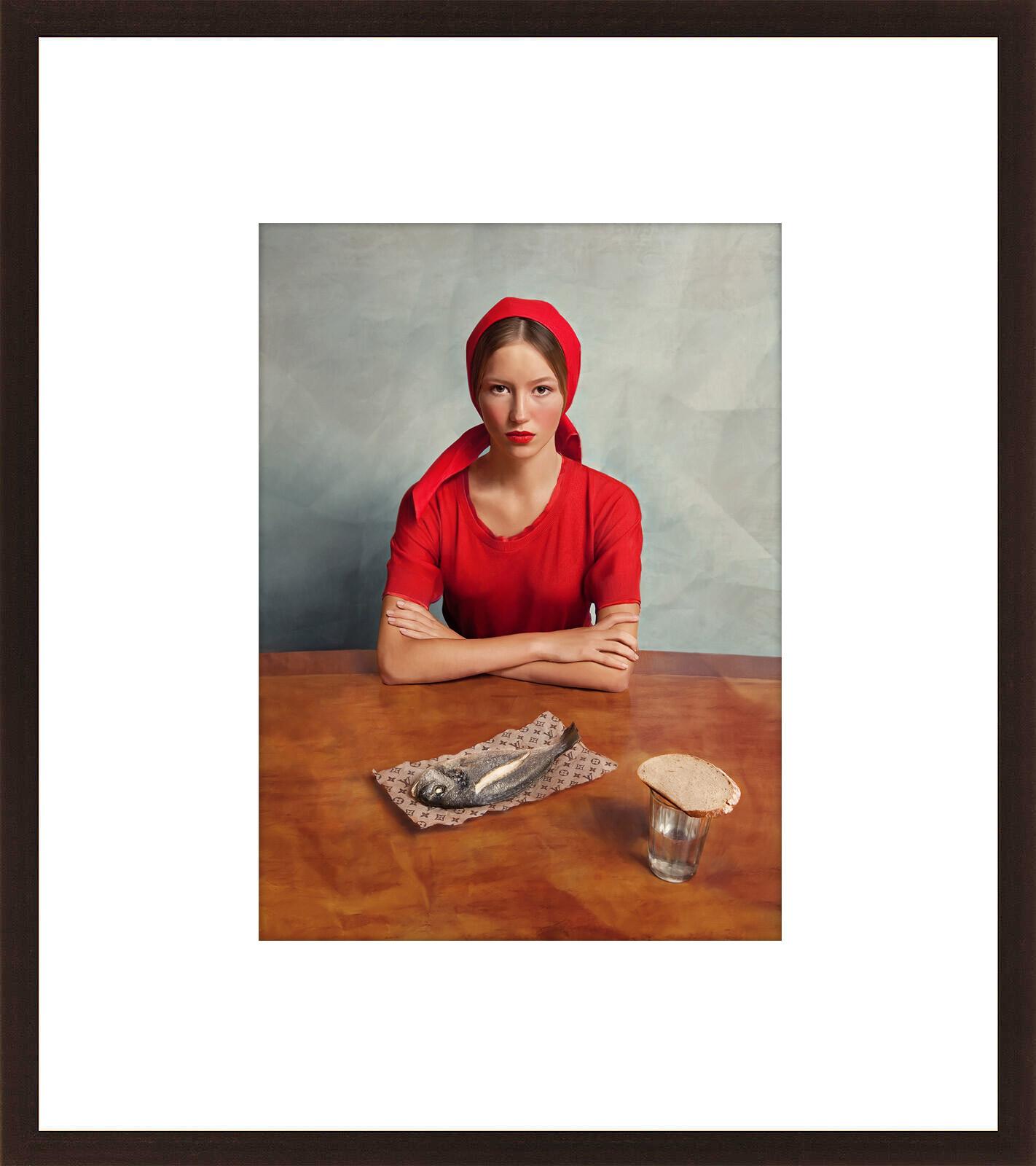 Girl with a Fish - Andrey Yakovlev & Lili Aleeva