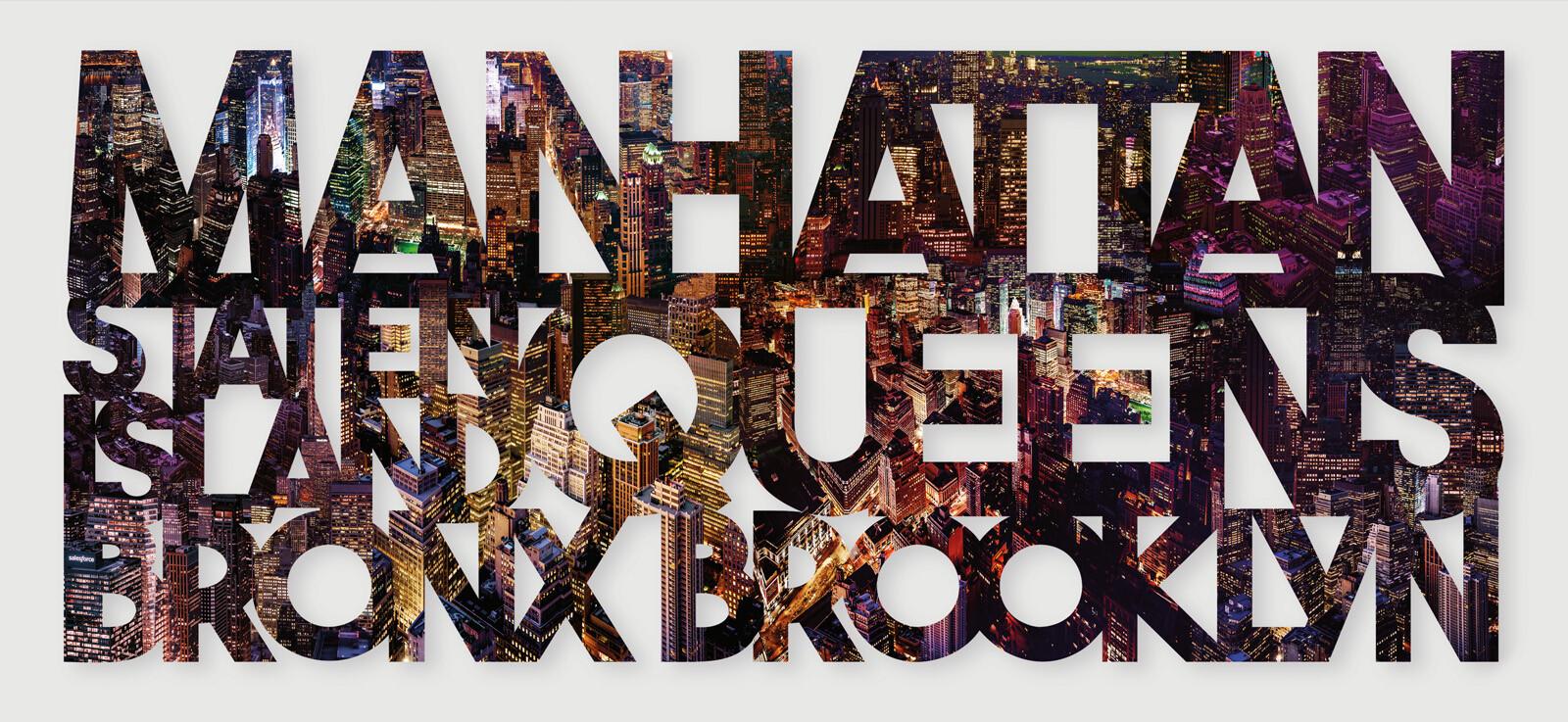 New York - Andrés Leroi