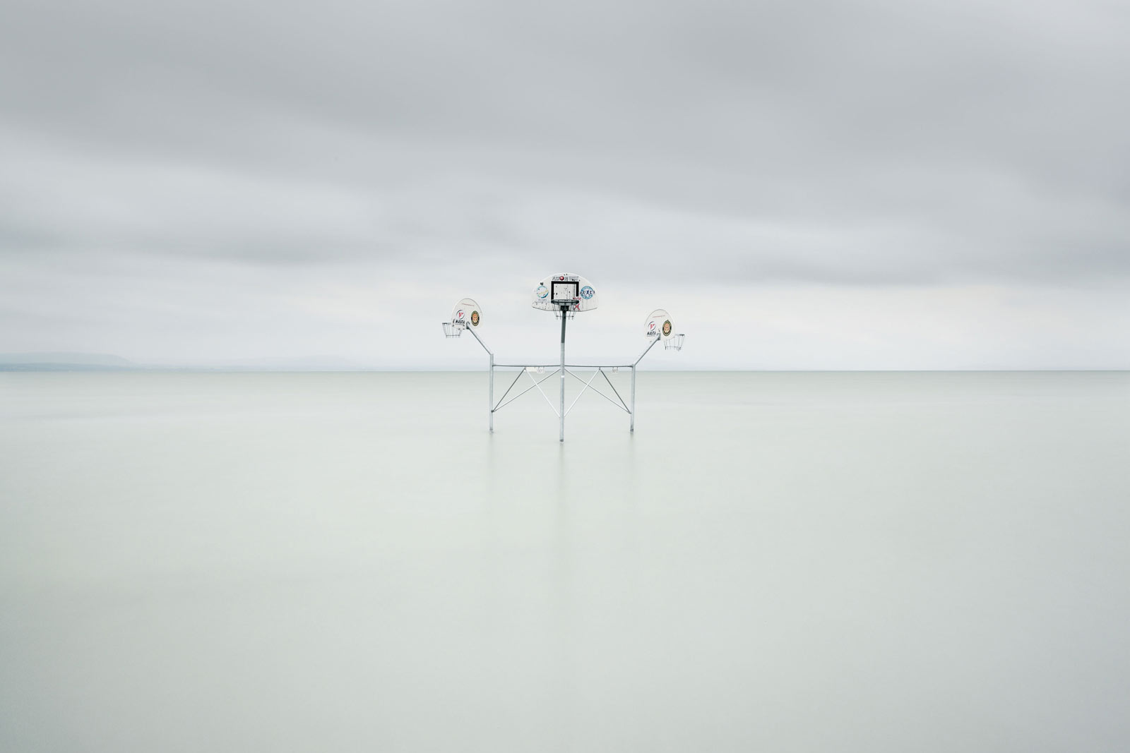 Basketball by Akos Major