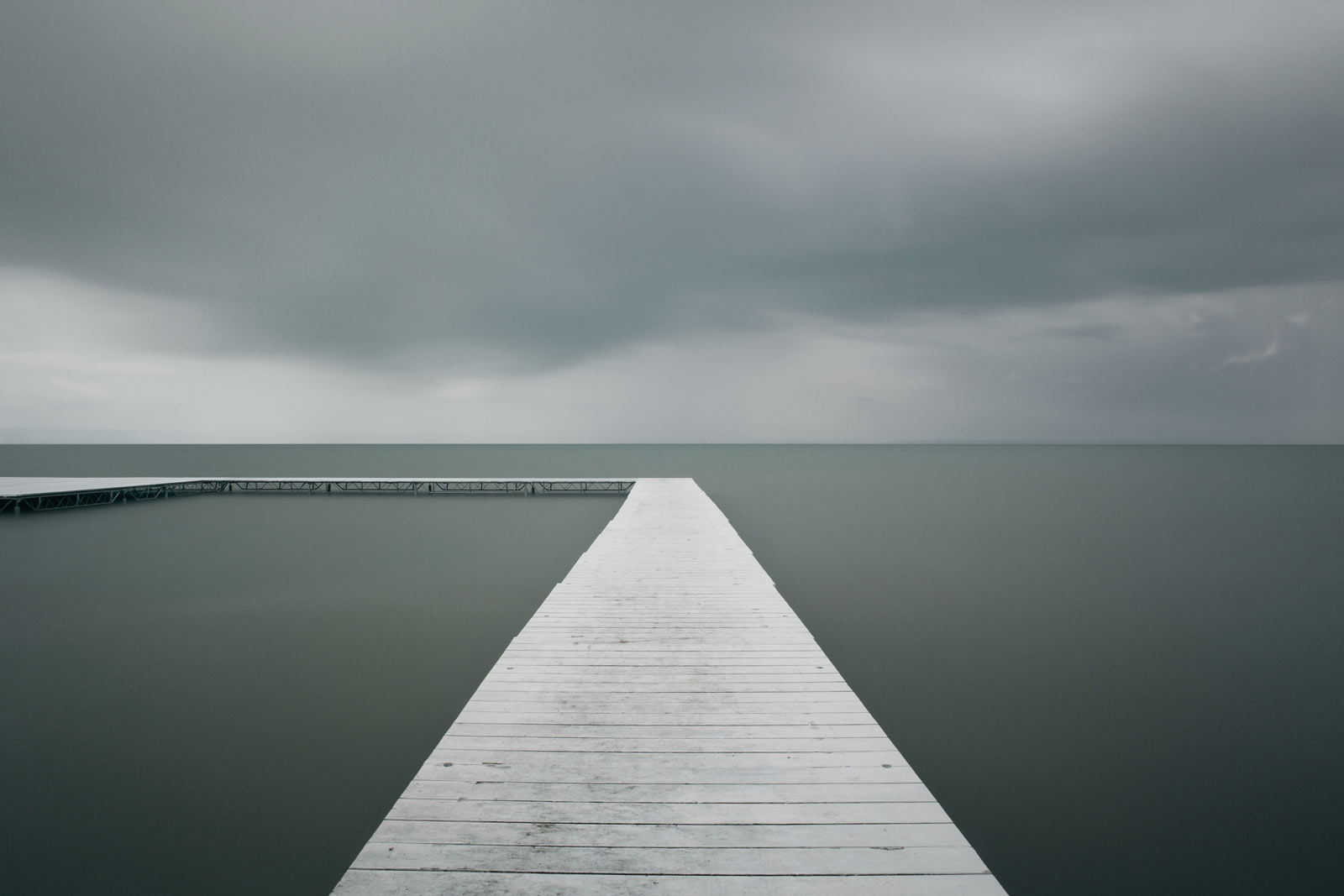 White Pier von Akos Major