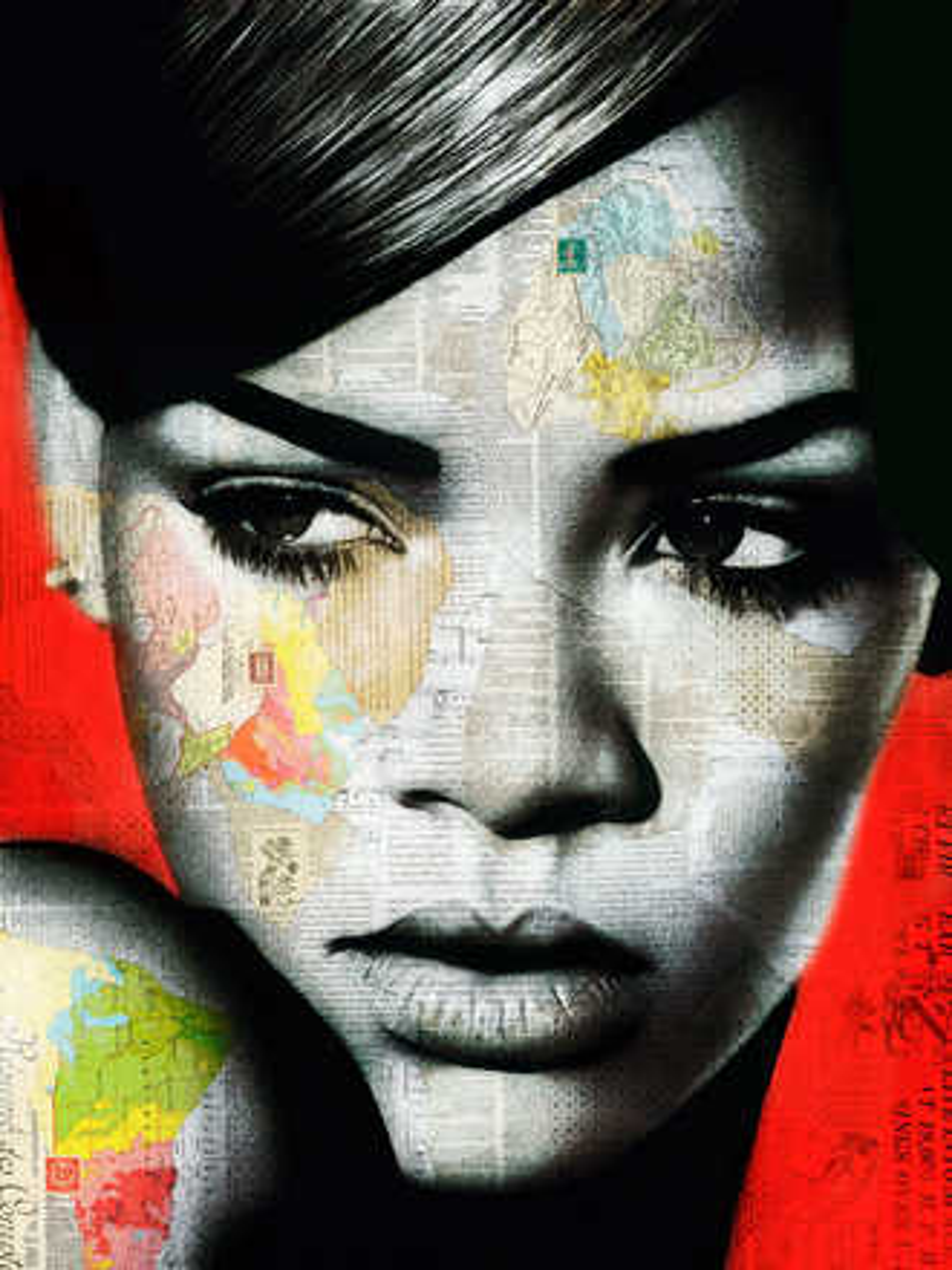 Rihanna - André Monet