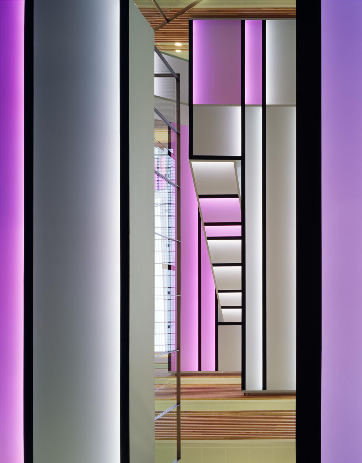 Violet view - Adam Mørk