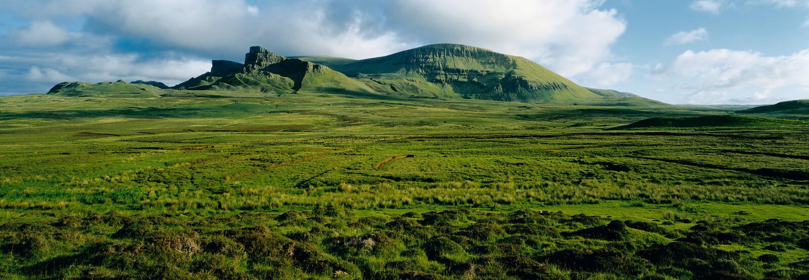 Quiraing, Isle of Skye, Inner Hebrides, Scotland - Axel M. Mosler