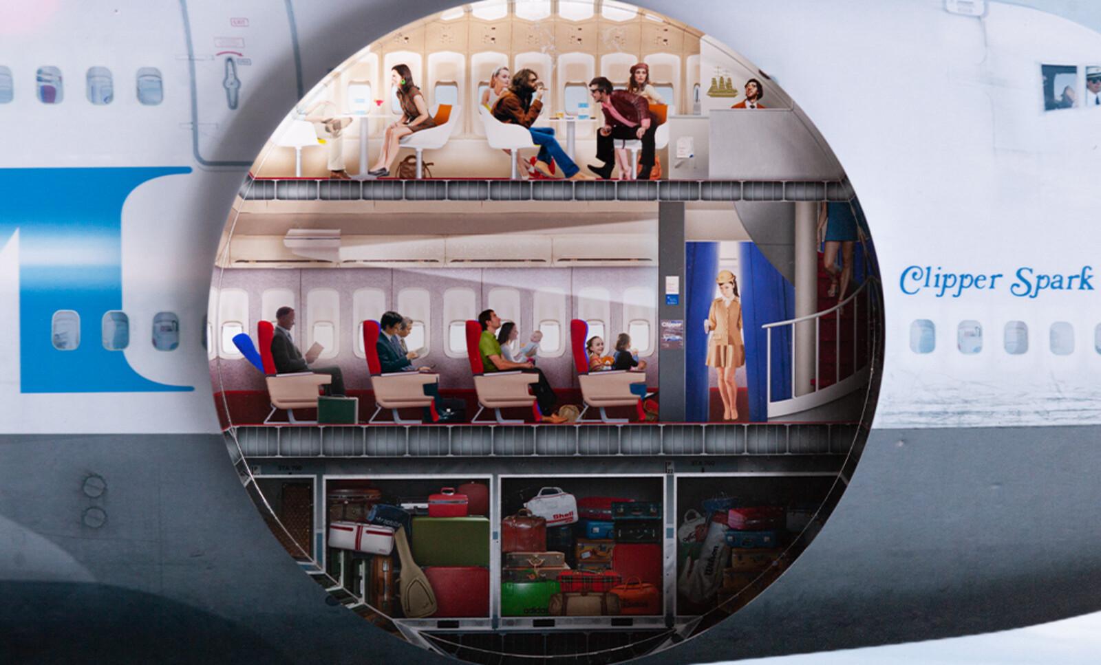 Pan Am - Alastair Pincaud