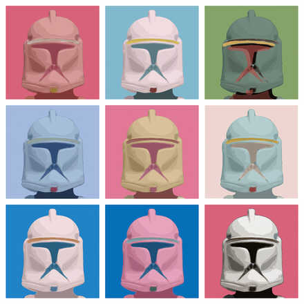 The Troopers - David Eger