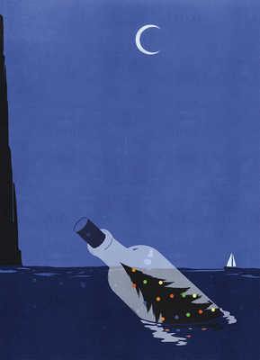 Christmas Mail by Alessandro Gottardo