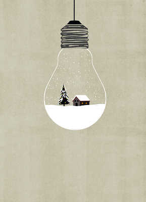 Christmas Lights von Alessandro Gottardo