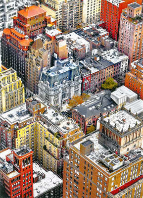 Manhattan Bostonians von Bernard Grilly