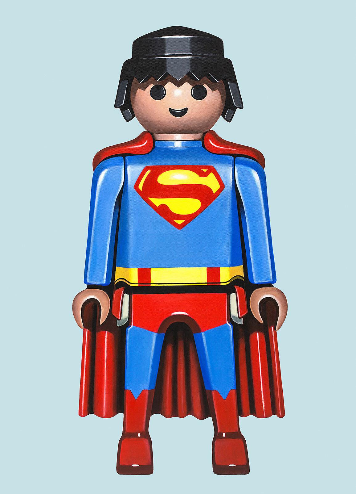 Superman - Pierre-adrien Sollier
