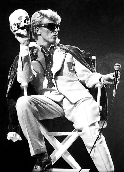 David Bowie von Music Legends