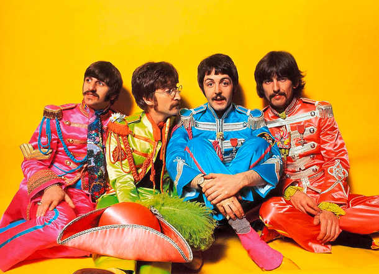 The Beatles - Music Legends