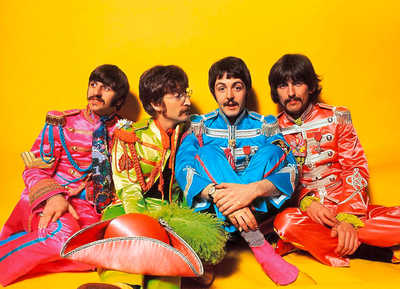 The Beatles von Music Legends