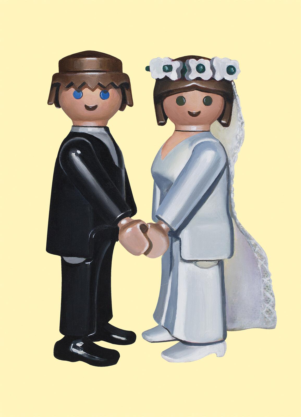 Mr. & Mrs. Love - Pierre-adrien Sollier