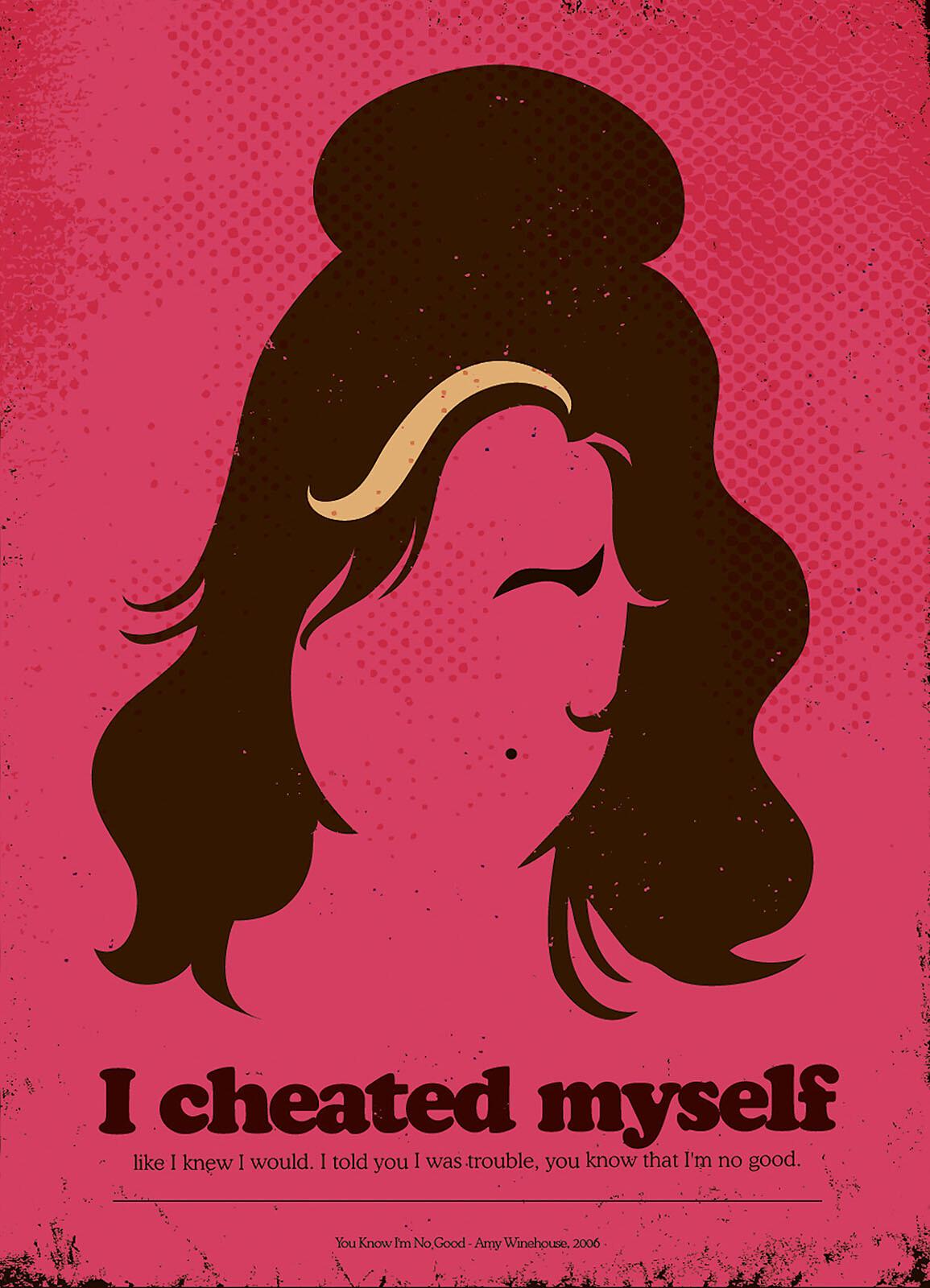 I cheated myself - Rafael Barletta